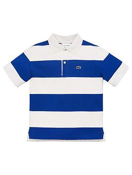 lacoste-boys-short-sleeve-stripe-pique-polo