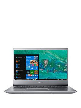acer-swift-3-intel-pentium-gold-4gb-ram-128gb-ssd-14-inch-full-hd-laptop-silver-with-microsoft-office-personal-and-mcafee-total-protection-5-device-1-year
