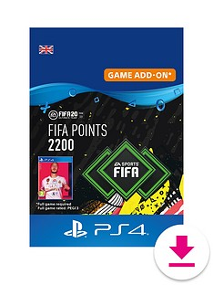 playstation-4-fifa-20-ultimate-teamtradenbsp2200-points-digital-download