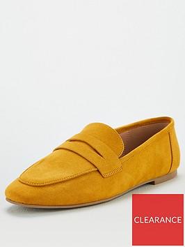 v-by-very-mya-square-toe-penny-loafer