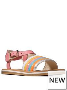 clarks-finch-stride-girls-sandals-multi