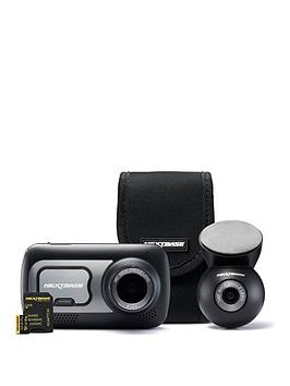 Nextbase 522Gw Dash Cam With Rear Window Camera, 32Gb Memory &Amp; Carry Case