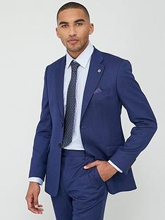ted-baker-sterling-birdseye-jacket-blue
