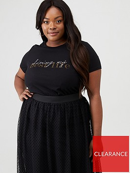 v-by-very-curve-living-my-best-life-tee-black