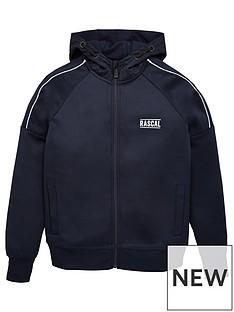 rascal-childrens-acronim-full-zip-hoodie-navy