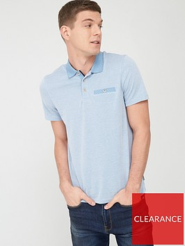 ted-baker-contrast-collar-polo-shirt-mid-blue