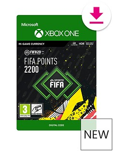 xbox-one-fifa-20-ultimate-team-2200-points