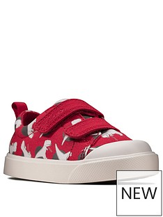 clarks-toddler-city-bright-canvas-shoe-red