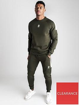 gym-king-core-plus-tracksuit-bottoms-khaki