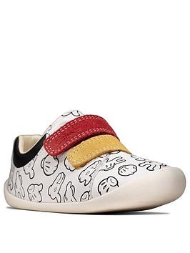 clarks-x-mickey-mouse-roamer-comic-shoe