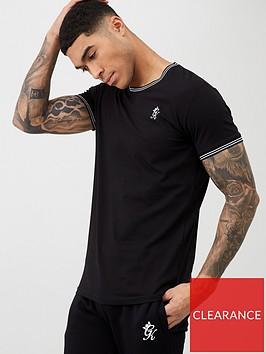 gym-king-core-tipped-t-shirt-black