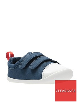 clarks-baby-boys-first-roamer-craft-canvas-shoes-navy