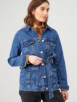 v-by-very-longline-utility-denim-jacket-blue