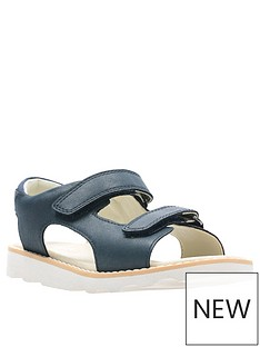 clarks-boys-crown-root-sandal-navy