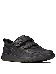 clarks-kidnbspboys-scape-flare-school-shoes-black