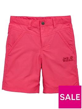 jack-wolfskin-girls-sun-shorts-pink