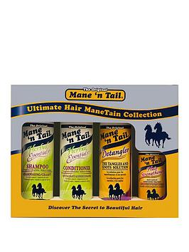 mane-n-tail-ultimate-hair-manetain-gift-set-herbal-essentials-4-piece
