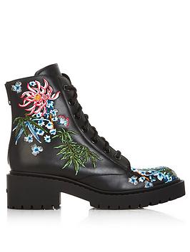 kenzo-floralnbspembroidered-boots-black