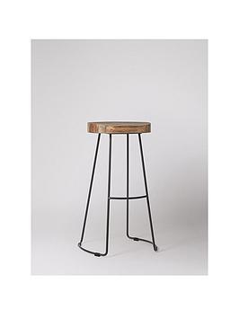 swoon-welles-bar-stool-mangocharcoal
