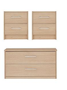 barlow-ready-assembled-3-piece-package-chest-of-5-drawers-and-2-bedside-chests