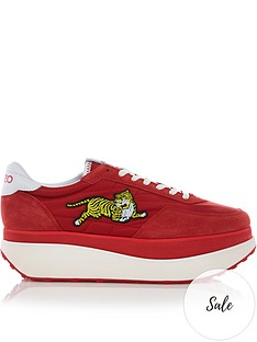 kenzo-move-platform-trainersnbsp--red