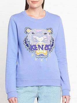 kenzo-classic-tiger-slim-sweatshirt-lilac