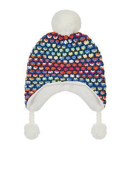 accessorize-girls-rainbow-waffle-chullo-hat-multi