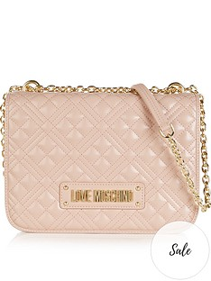 love-moschino-patent-quilted-logo-shoulder-bag-pink