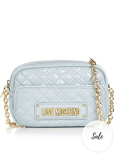 love-moschino-patent-quilted-logo-camera-bag-blue