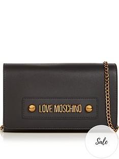 love-moschino-logo-detail-cross-body-bag-black