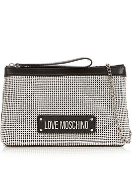 love-moschino-metallic-pouch-cross-body-bag-blacksilver