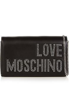 love-moschino-foil-logo-cross-body-bag-blacksilver