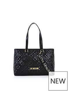 love-moschino-quilted-logo-tag-shopper-black