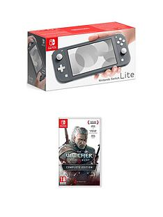 nintendo-switch-lite-nintendo-switch-litenbspconsole-with-the-witcher-3-wild-hunt-complete-edition