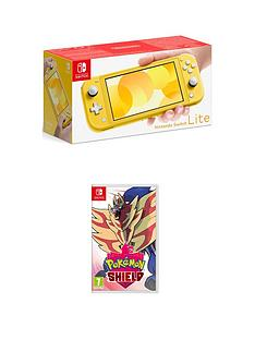 nintendo-switch-lite-nintendo-switch-lite-console-with-pokemon-shield