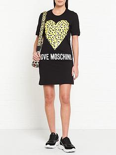 love-moschino-leopard-heart-t-shirt-dress-black