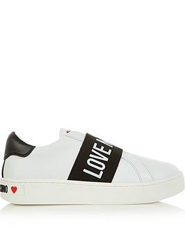love-moschino-logo-band-trainers-white