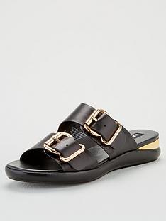 dkny-canya-double-buckle-sandals-black