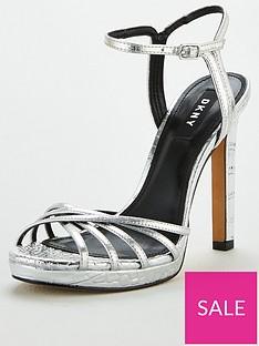 dkny-lipa-platform-ankle-strap-high-heels-silver