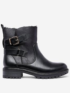 dorothy-perkins-dorothy-perkins-aloha-calf-buckle-boots-black