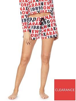 dkny-that-logo-life-boxer-shorts-red