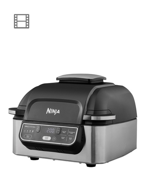 ninja-foodi-health-grill-and-air-fryer-ag301uk