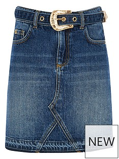 river-island-girls-western-belted-denim-skirt-blue