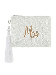 monsoon-monsoon-marnie-mrs-embellished-bridal-zip-top-clutch