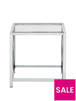 christie-glass-and-chrome-lamp-table