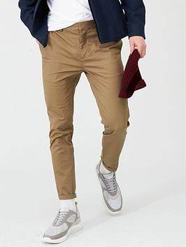 river-island-tan-skinny-fit-chino