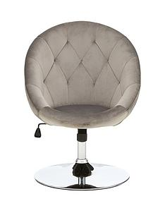 odyssey-velvet-leisure-chair-grey