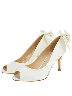 monsoon-bessie-bow-satin-bridal-court-shoes-ivory