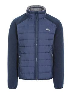trespass-boys-ludvig-hybrid-fleece-navy
