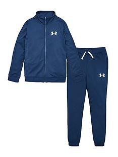 under-armour-knitted-tracksuitnbsp--navywhite